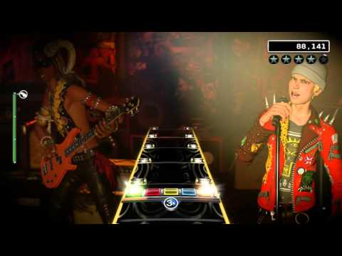 Somebody Told Me - The Killers, Rock Band 4 Expert Guitar