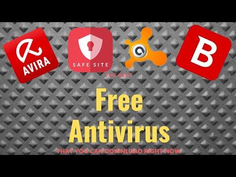 Best Free Antivirus For PC 2019