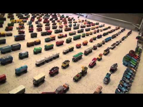 Milktankermedia S Updated Thomas Wooden Railway Collection