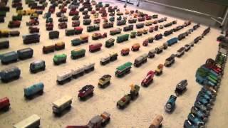 Milktankermedia's Updated Thomas Wooden Railway Collection