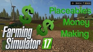 Farming Simulator 17 - How to make MONEY Tips & Tricks Tutorial
