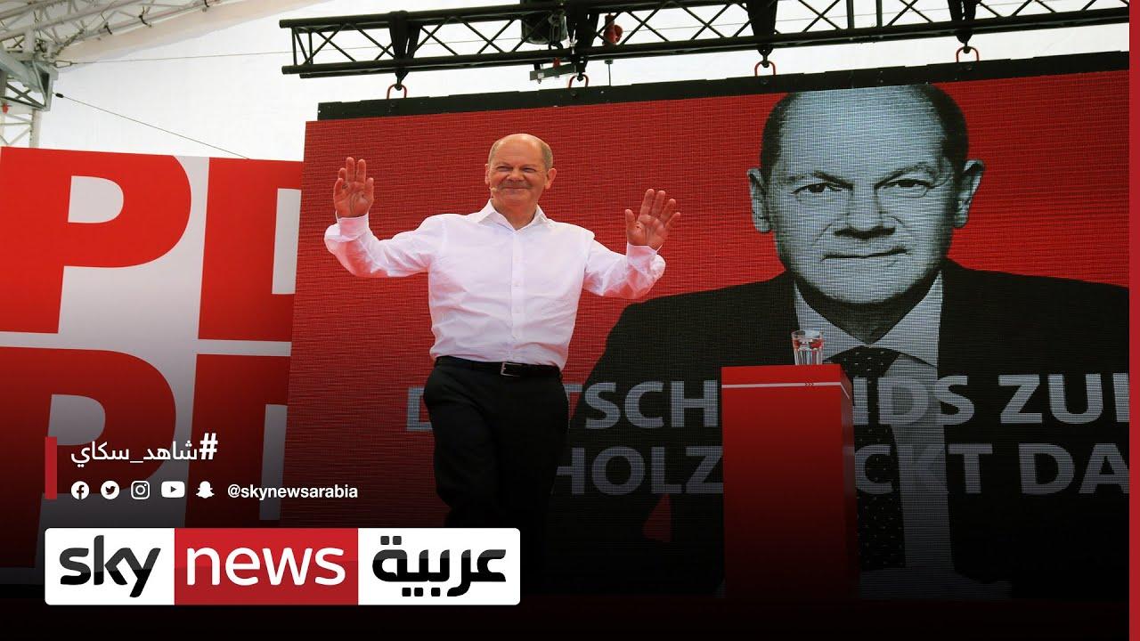 #ألمانيا: الاشتراكي الديمقراطي يحصل على 25.7 %  - نشر قبل 3 ساعة