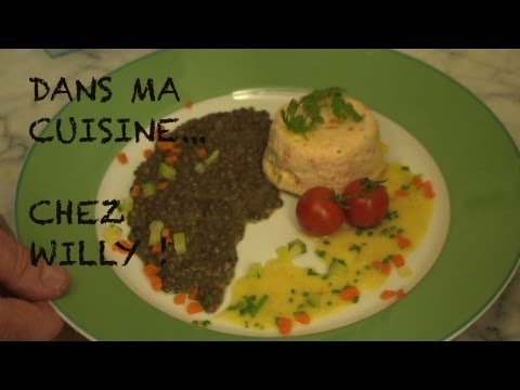 Dans ma cuisine.... chez Willy !