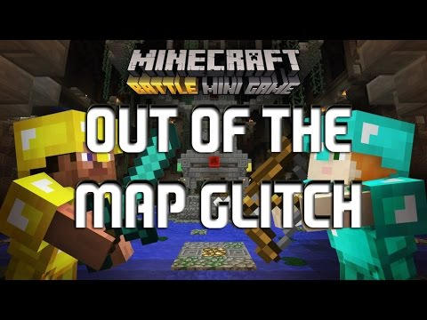 Minecraft Mini Games Glitch/Secret Xbox and PS4