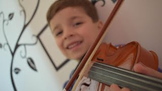 Kids music 🎼 violin mix Johnny guitar love ❤️ story God father