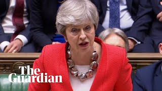May 'profoundly regrets' parliament voting down Brexit deal