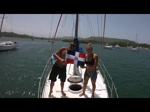 Sailing Atypic en direct : Luperón, République dominicaine!!