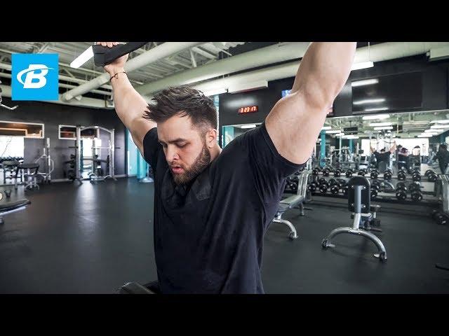 Favorite Mass Building Back Workout | IFBB Pro Regan Grimes