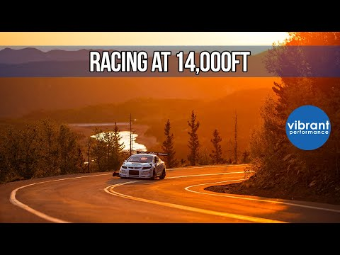 Racing At 14,000ft: A Pike's Peak Story