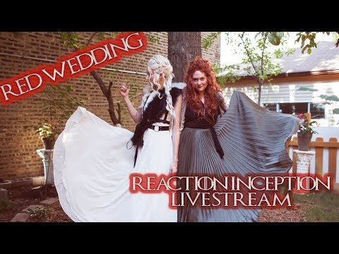 Hogwarts Reacts: Red Wedding Live Stream (REACTION INCEPTION)