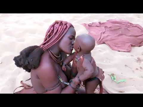 Visiting The Oldest African Tribe -The Himba