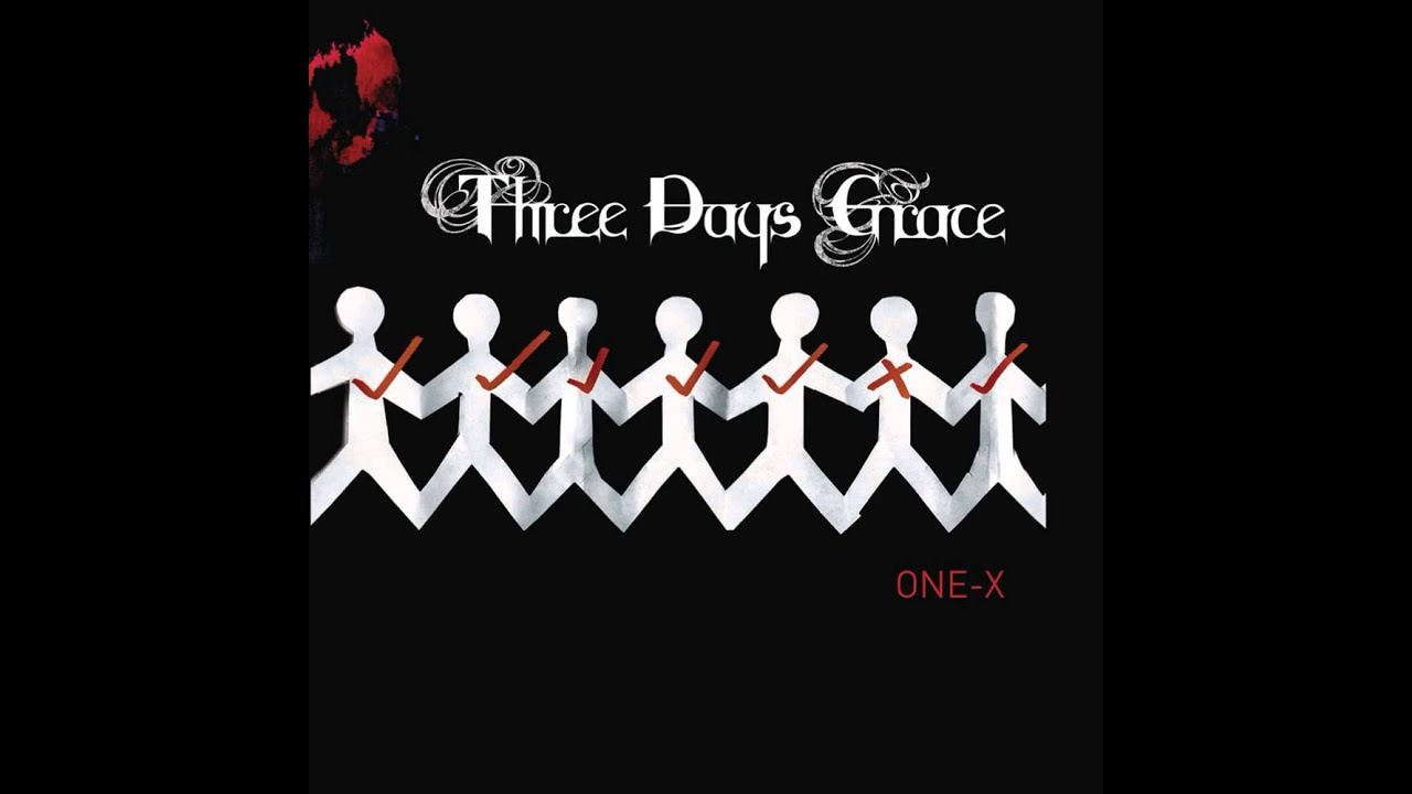 Three Days Grace--One-X [[FULL ALBUM]] - YouTube X Album