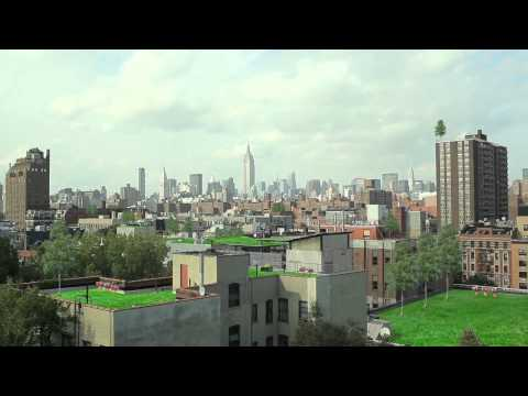 The Rooftop Gardens of New York, episode 1 of Outdoor Engineering, by Husqvarna (trailer)