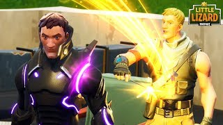 NOOB TURNS INTO A PRO PLAYER!! Fortnite Short Film thumbnail