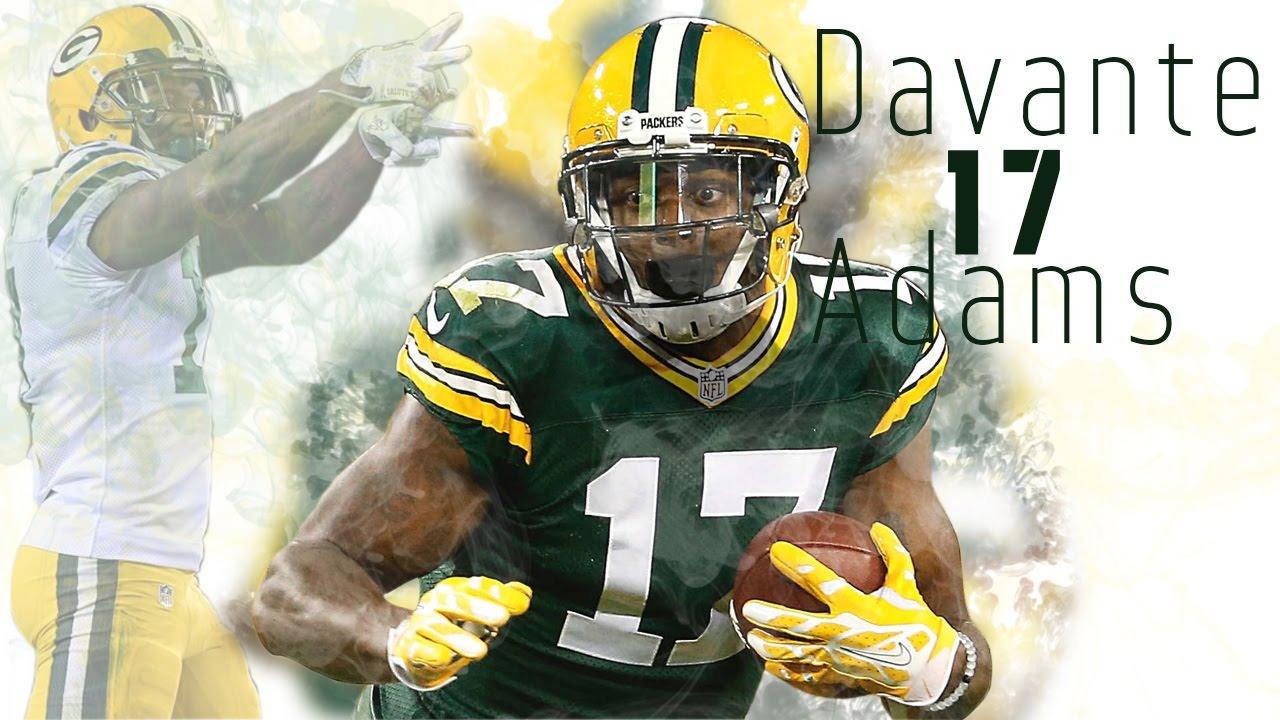 Davante Adams | Rising Star | (2016-2017 Packers Highlights)