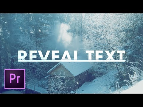 Text Reveal Effect