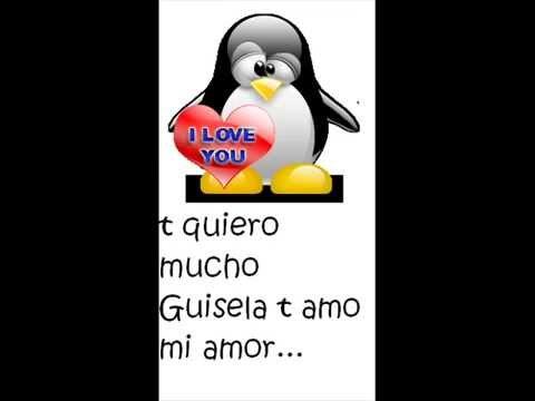 t amo guisela