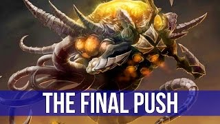 StarCraft 2: The Final Push! (Zerg Gameplay)