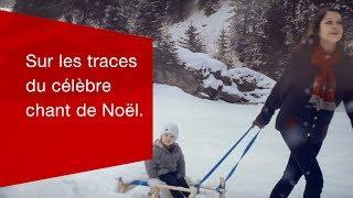 Sur les traces du célèbre chant de Noël.