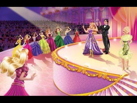 Barbie Die Prinzessinnen Akademie Barbie Deutsch Ubersetzung 1080p Hd Youtube