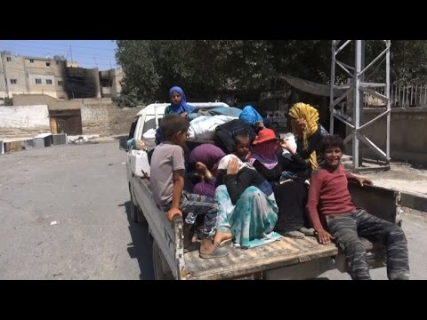 Even after defeat, IS sows fear in Syria's Manbij