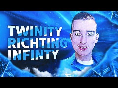 TWINITY NAAR INFINITY #1! | EEN NIEUWE CLUB BEGINNEN + VOETBALSHIRT GIVEAWAY!