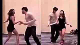 Alia Bhatt And Sidharth Malhotra DANCE Video