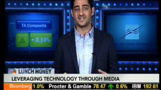 Zohar Dayan On Bloomberg TV - 02.07.2013