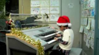 クリスマス オン ステージ(プチ発表会)