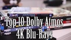 Top 10 Dolby Atmos 4K Blu-Rays