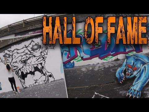 Graffiti - Redok & Hikari - Frankfurt am Main