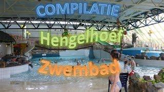 Compilatie Zwemparadijs Hengelhoef Oostappen Groep Vakantieparken