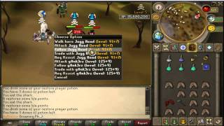 Runescape Pk Commentary Video 31! |Drowning Pk| Pure Pking |Chaotics RAMPAGE #2|