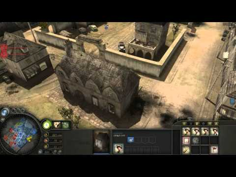 [CoH] Company of Heroes 3vs3 Multiplay America 5