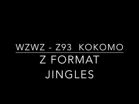 WZWZ - Z93 Jingles - November 1976