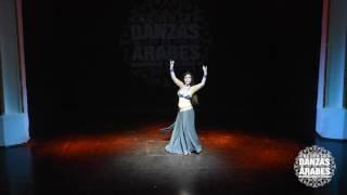 Natalia Hayath - Encuentro de Danzas Arabes 2017