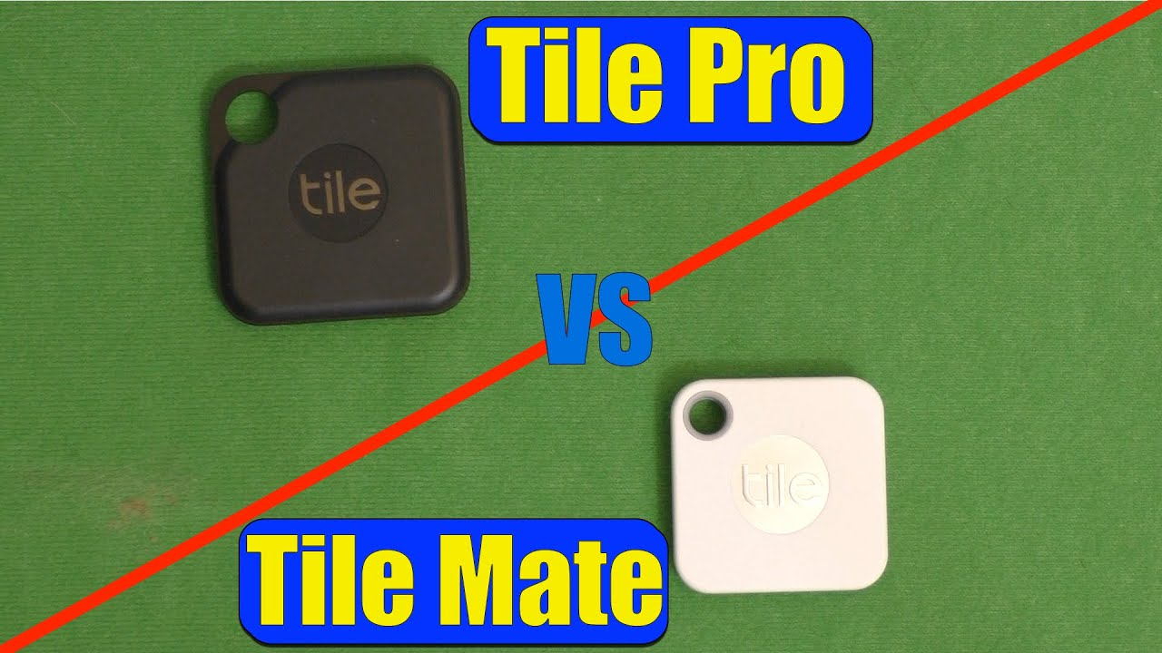 review tile pro vs tile mate which bluetooth tracker is the better choice