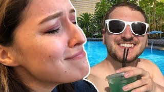 Tori And I DON'T Get Married In Vegas! - VlogFace