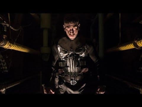 Marvel & Netflix's 'The Punisher' season 1 p with stars Jon Bernthal and Deborah Ann Woll