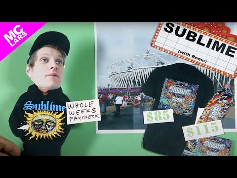 """MC LARS x ROGER LIMA - """"Sublime with Rome (Is Not the Same Thing as Sublime)"""""""