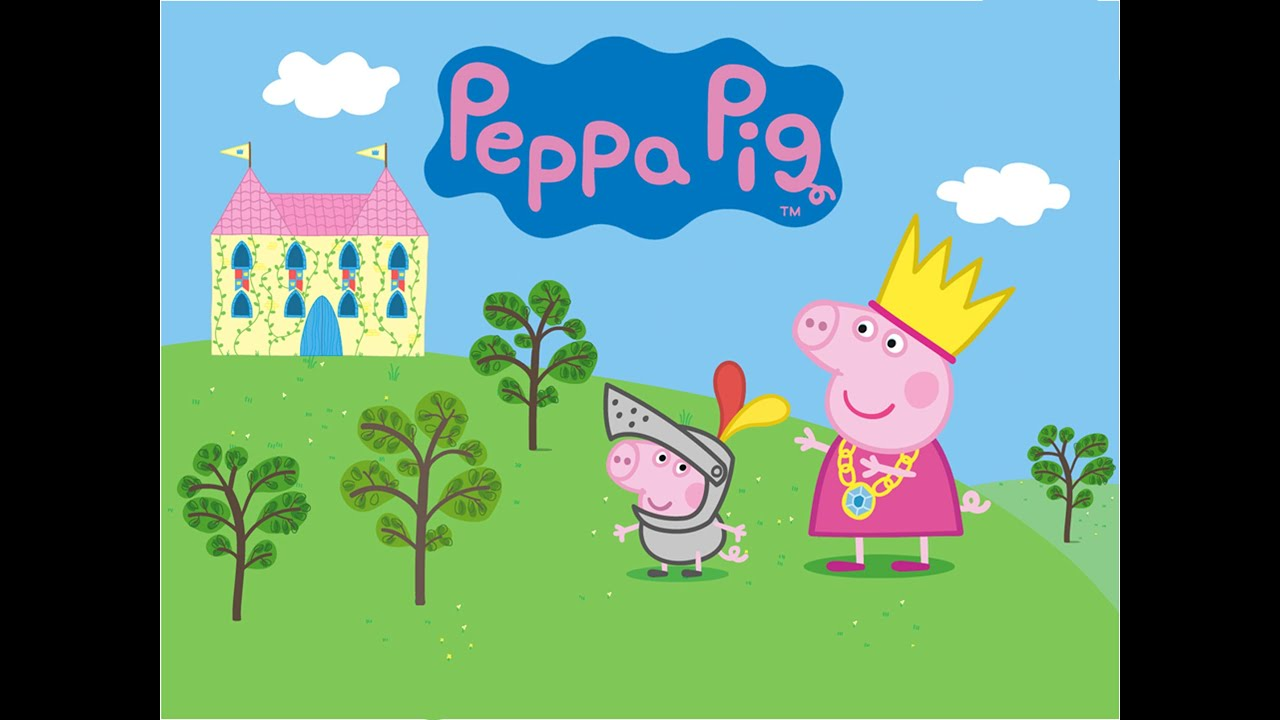 Peppa Pig Cartoon Full English 2014 Hd