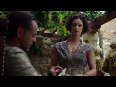 Ellaria Sand Kill King Doran- Game of Thrones season 6 Episode 1
