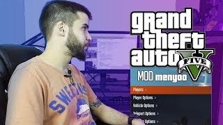GTA 5 - Instalar Mod Menyoo