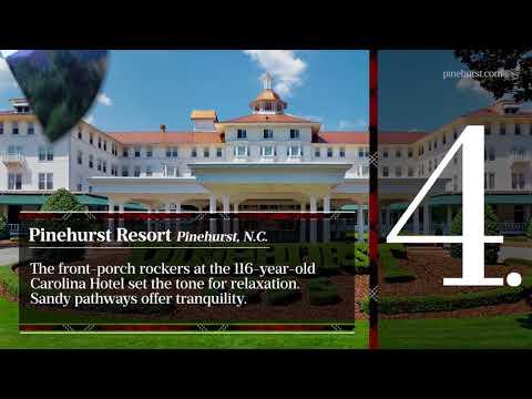 The South's 7 best golf resorts | GOLF.com