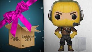 Hot New Fortnite Funko Pop [Raptor, Moonwalker] Action Figures / Countdown To Christmas 2018