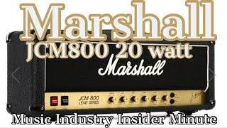 Download - 20 watt Marshall video, DidClip me