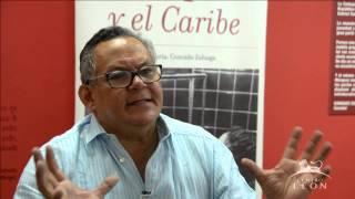 Leon Center. Interview with Ariel Castillo Mier