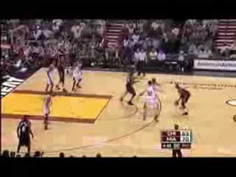 Dwyane Wade 2008-09: 6 48 points vs Chicago Bulls