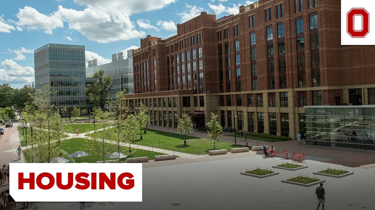 Housing At The Ohio State University Youtube