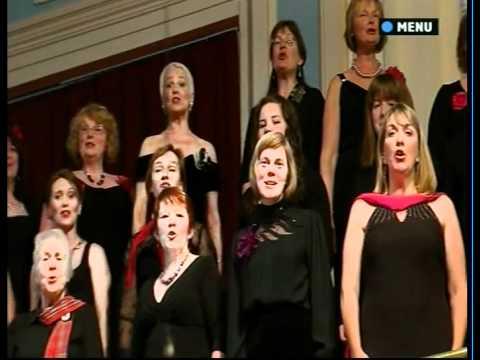 Dundee Proms Chorus - Rythm of Life - BBC Last Night of the Proms 2010 - Caird Hall